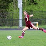 Watervliet High School Girls Varsity Soccer falls to Lawton High School 0-7