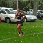Watervliet High School Girls Varsity Cross Country finishes 2nd place
