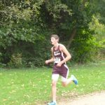 Watervliet High School Boys Varsity Cross Country finishes 3rd place