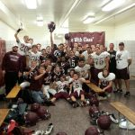 Watervliet High School Junior Varsity Football beat Bangor 1-0