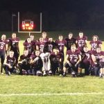 Watervliet High School Varsity Football beat Bangor High School 50-12