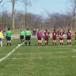 Watervliet High School Girls Varsity Soccer beat Cassopolis High School 6-0