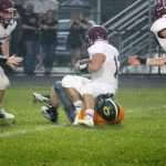 Watervliet High School Varsity Football beat Coloma High School 66-26
