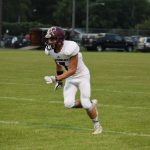 Watervliet High School Varsity Football beat Kalamazoo United 34-19
