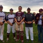 Watervliet High School Varsity Baseball beat Decatur High School 5-0