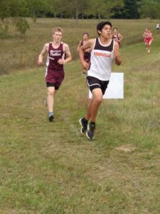 XC at Fenn Valley