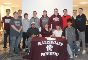 Kieft Signs with Northwood U.