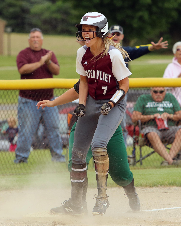 Kara Liles Named as All Region Softball Player