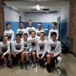 Boys 7th Grade Basketball Maroon beats Parchment 62 – 34