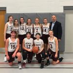 8th Maroon Lady Panthers end season a PERFECT 12-0