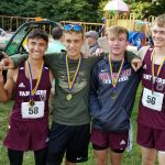 Boys Cross Country Captures 1st Place at New Bufflao Invitational