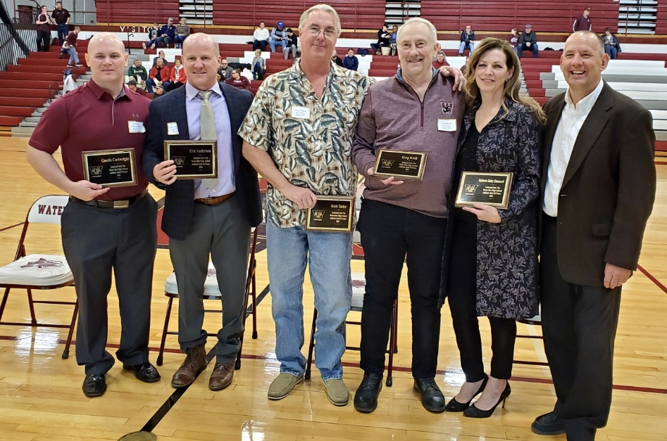 CONGRATULATIONS WHS ATHLETIC HALL OF FAME 2020