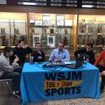 Watervliet Athletes Shine on WSJM Road Trip