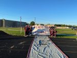 Boys Varsity Football beats Galesburg-Augusta 49 – 6