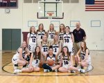 Panther Girls Basketball Earns Academic Honors