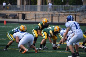 Varsity Football vs Rochester – 9/6/14