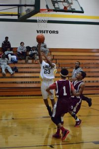 JV Boys Basketball vs. Hazel Park – 1/29/15