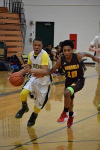 Freshman Boys Basketball vs. Ferndale – 2/12/15