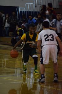 Freshman Boys Basketball at Farmington – 2/6/15