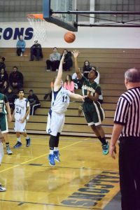 JV Boys Basketball at Farmington – 2/6/15