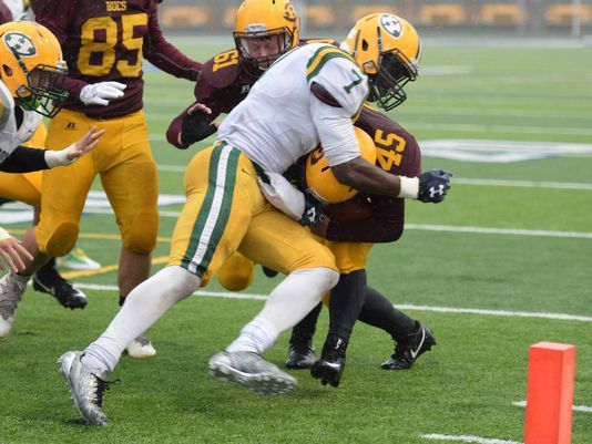 Goal-line stands lift Farmington Harrison into D-3 state championship game