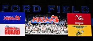 Ford Field Finals