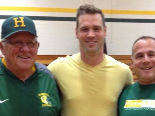 Drew Stanton talks Harrison Football