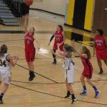 Powdersville High School Girls Junior Varsity Basketball beat Chesnee High School 25-17