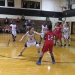 Powdersville High School Girls Junior Varsity Basketball falls to Pendleton High School 17-20