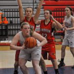 Powdersville High School Girls Junior Varsity Basketball falls to Landrum High School 29-36