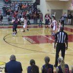 Powdersville High School Girls Varsity Basketball falls to Landrum High School 58-63