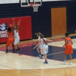 Powdersville High School Girls Junior Varsity Basketball beat Carolina High School & Academy 52-20