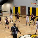Powdersville High School Girls Varsity Basketball falls to Chesnee High School 70-71