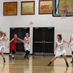 Powdersville High School Girls Junior Varsity Basketball beat Woodruff High School 28-21