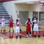 Powdersville High School Girls Junior Varsity Basketball falls to Landrum High School 18-34
