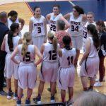 Powdersville High School Girls Varsity Basketball beat Landrum High School 65-56