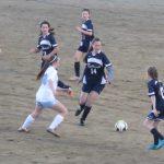 Powdersville High School Girls Junior Varsity Soccer falls to Southside Christian School 0-8