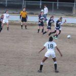 Powdersville High School Girls Junior Varsity Soccer beat Berea High School 2-0