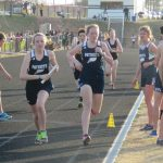 Powdersville High School Girls Varsity Track finishes 3rd place