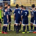 Powdersville High School Boys Varsity Soccer falls to Greer Senior High School 0-3