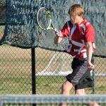 Powdersville High School Boys Varsity Tennis falls to Christ Church Episcopal High School 0-7