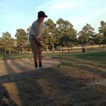 Powdersville High School Boys Junior Varsity Golf beat Laurens District 55 High School 213-222