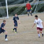 Powdersville High School Boys JV Soccer falls to Woodruff 2-4 in shoot-out