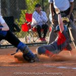 Powdersville High School Varsity Softball beat Greenville Tech Charter High School 11-6