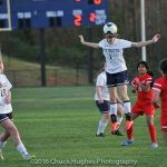 Powdersville High School Girls Varsity Soccer beat Palmetto High School 8-0