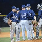Powdersville High School Varsity Baseball falls to Landrum High School 2-0