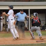 Powdersville High School Varsity Baseball beat Landrum High School 6-1
