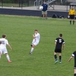 Powdersville High School Boys Varsity Soccer falls to Pendleton High School 6-3