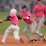 Powdersville High School Varsity Baseball beat Berea High School 4-2