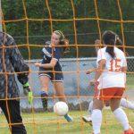 Powdersville High School Girls Varsity Soccer beat Carolina High School & Academy 4-0